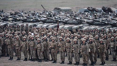 NKR-Army