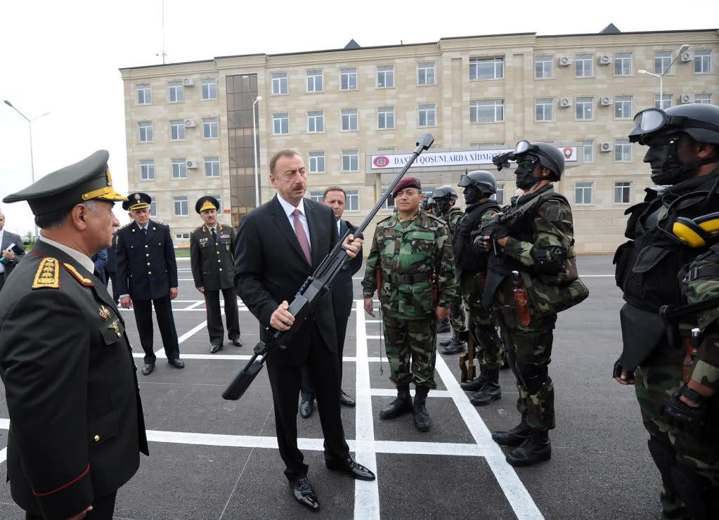 Aliyev Zastava M93