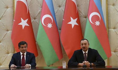 Davutoglu-Aliyev