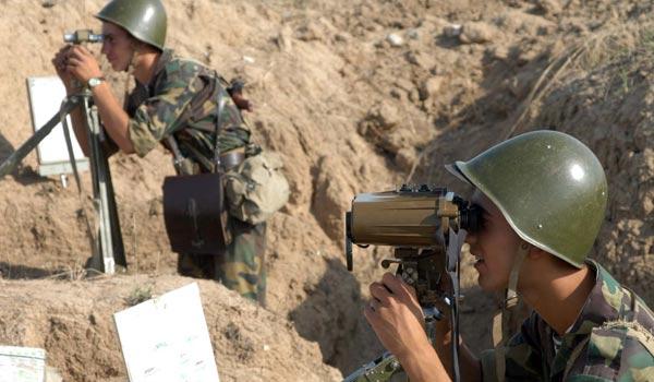 Karabakh-Frontline
