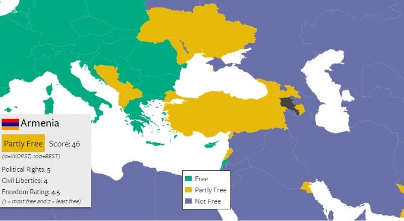 Armenia-Freedom-House