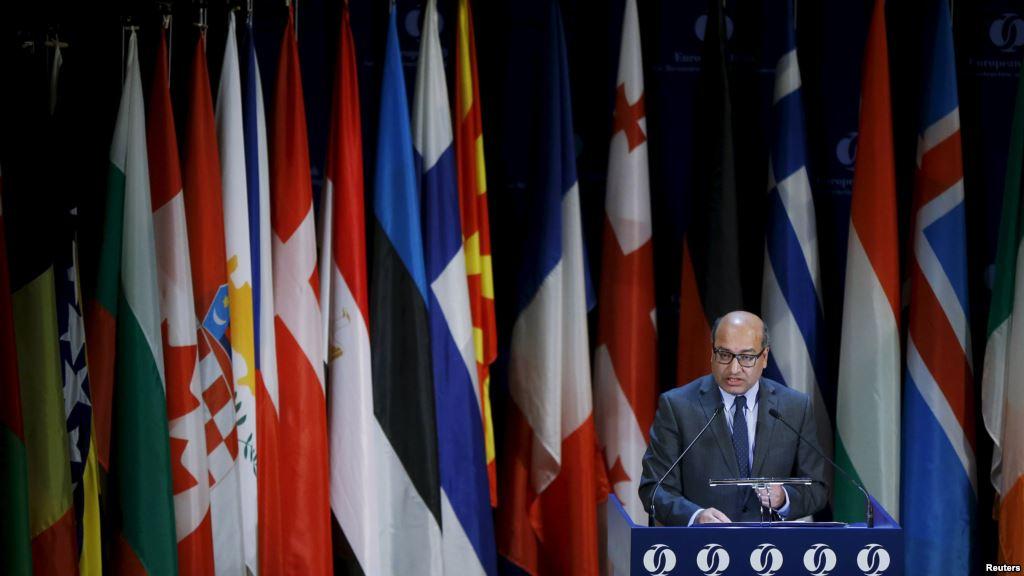 EBRD President
