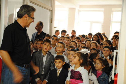Elementary School Opening