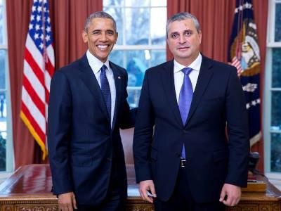 Obama-Hovhannissian