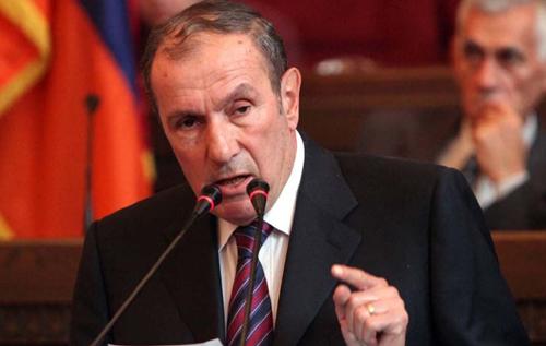 President Levon Ter-Petrosian