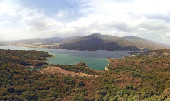 Sarsang Reservoir
