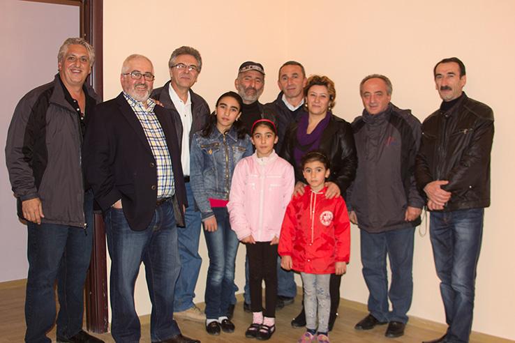 Aghayan family photo 2