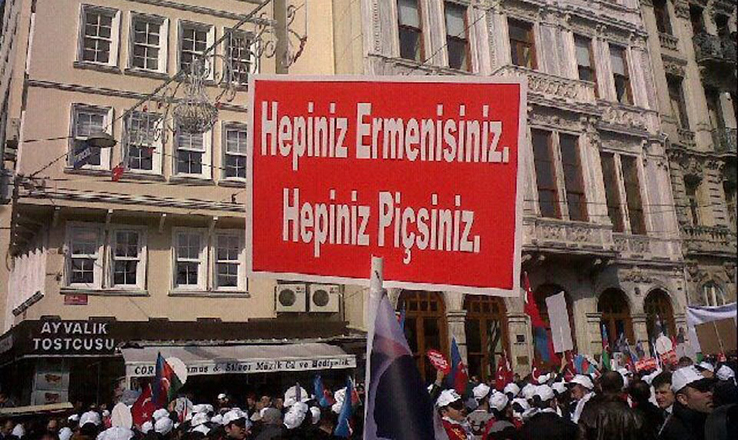 Bastard Armenians
