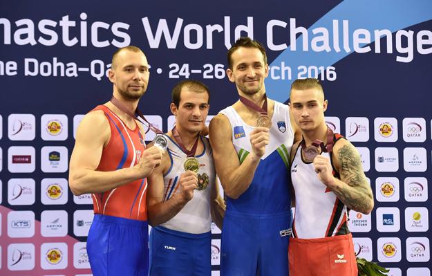 Doha-Gymnastics