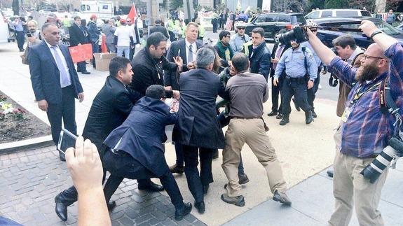 Erdogan-Security-Washington