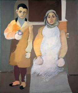 The Artist and His Mother