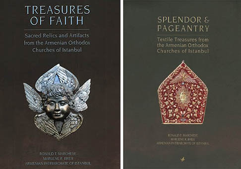 Treasures from the Armenian Patriarchy of Constantinople