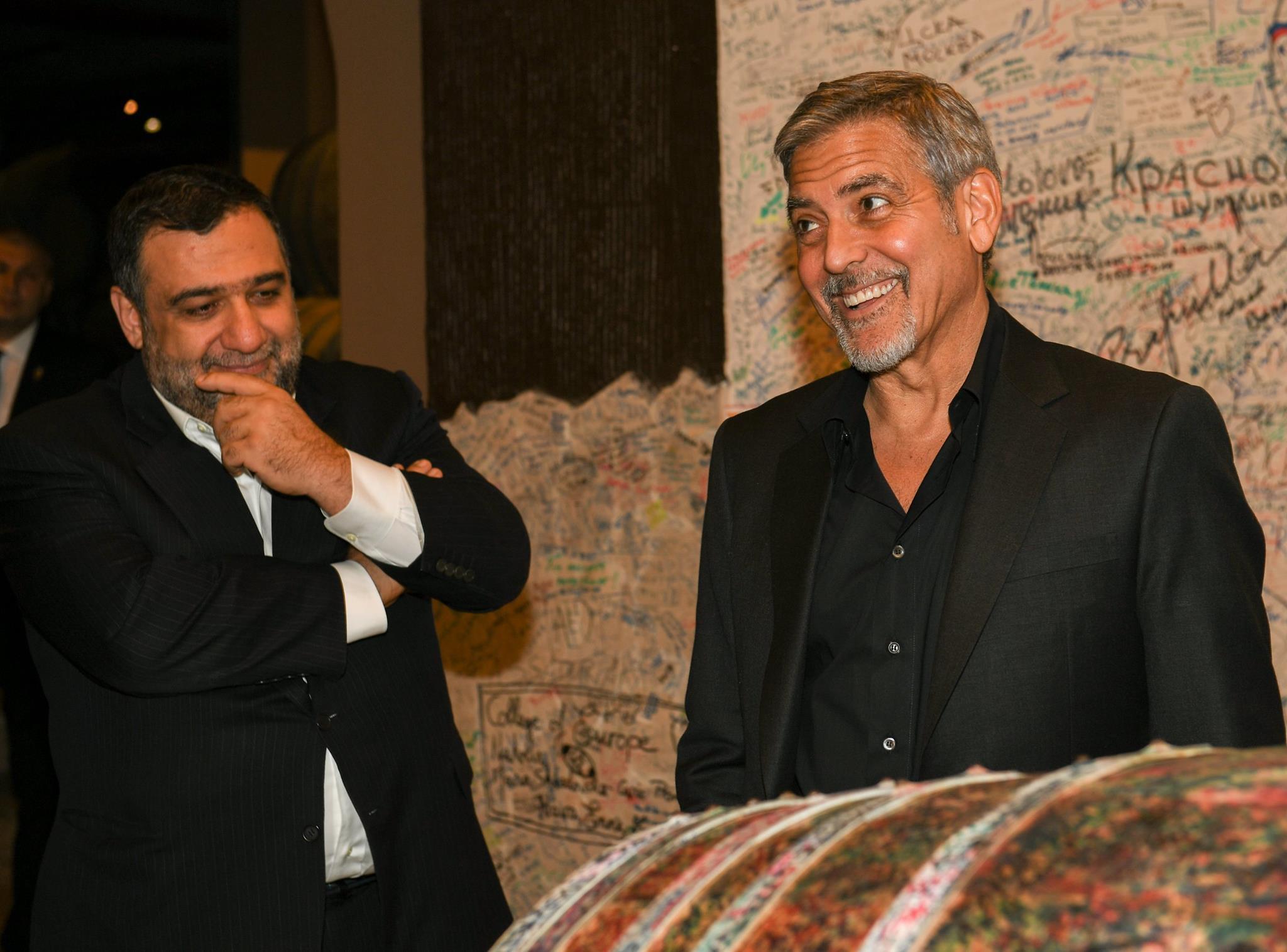 Clooney-Armenia