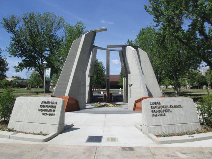 Genocide-monument-Fresno