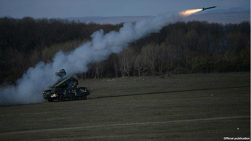 Karabakh-Missile