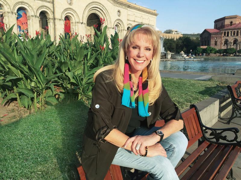Laura McKenzie-Armenia
