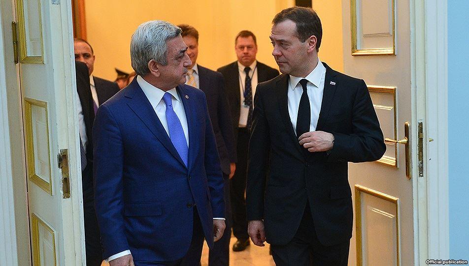 Sarkisian-Medvedev