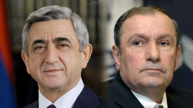 Sarkisian-Ter-Petrosian