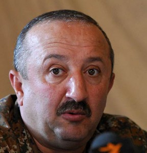 General Movses Hakobian