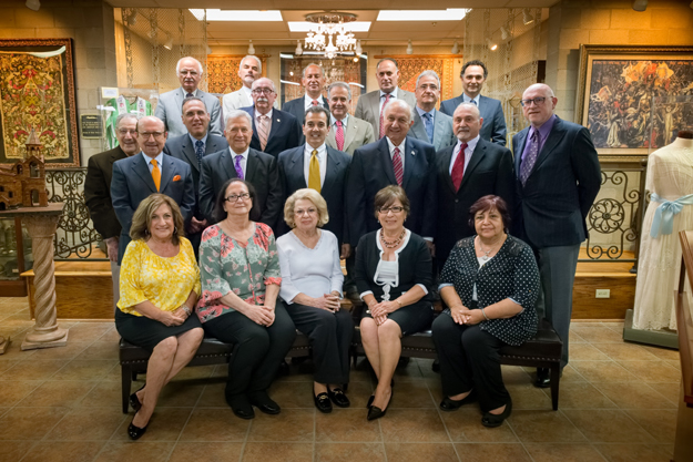Ararat Home Board of Trustees 2016