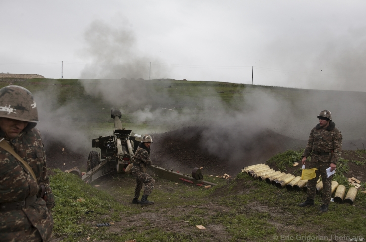 Karabakh-4-day-war