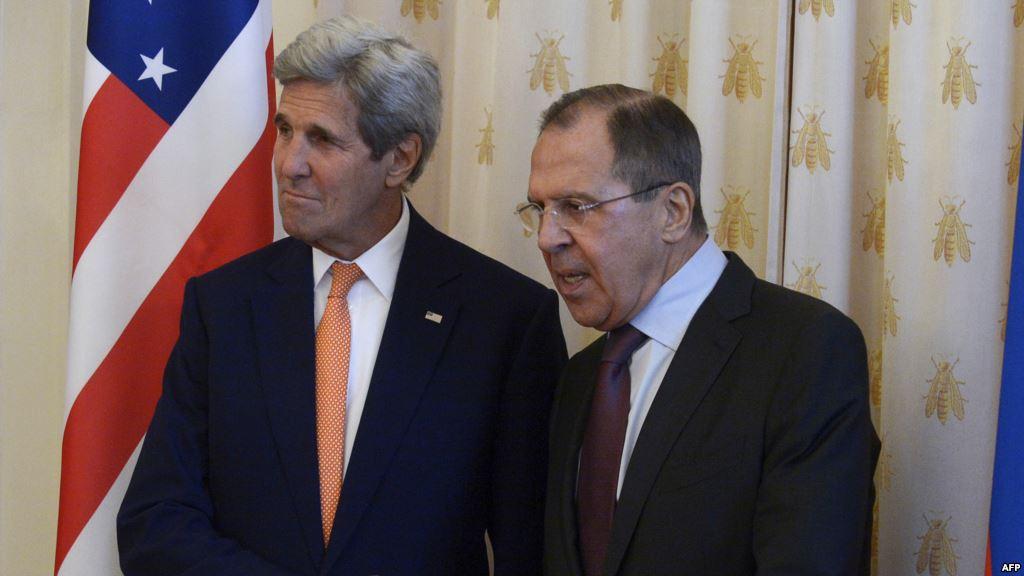 Kerry-Lavrov