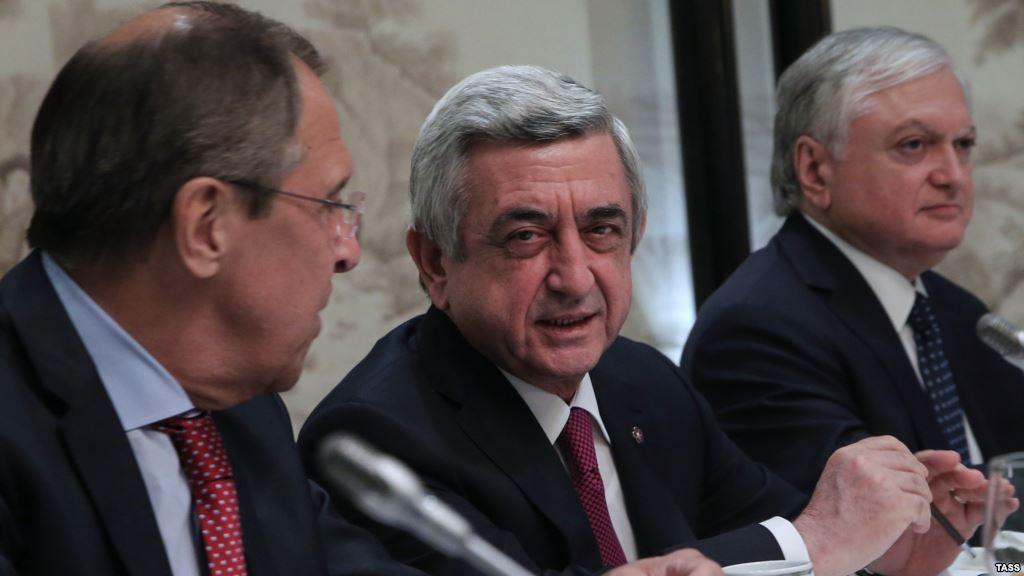 Lavrov-Sarkisian-Nalbandian