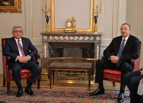 Sarkisian-Aliyev