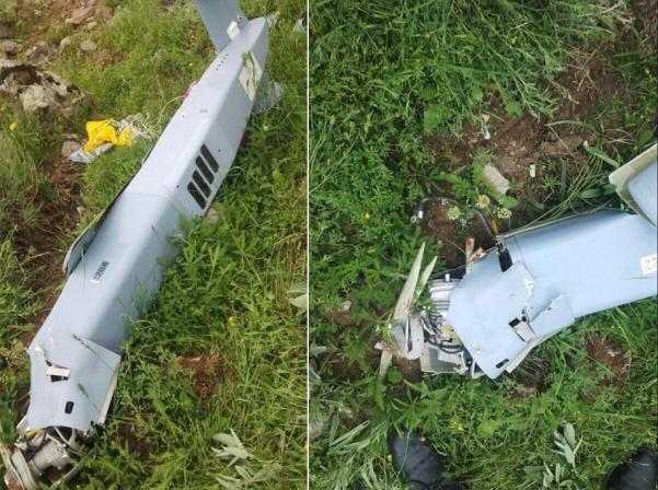 UAV-Downed