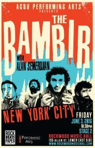 bambir-performance-poster
