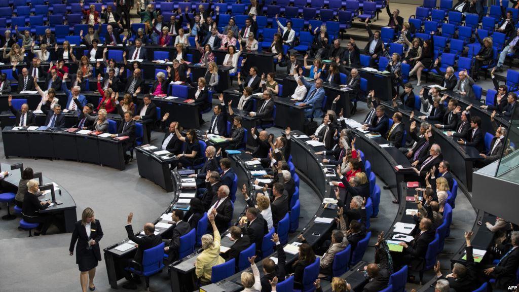Bundestag Vote Genocide