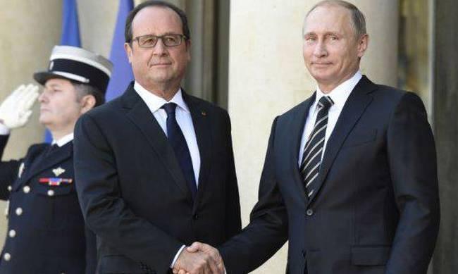 Holland-Putin