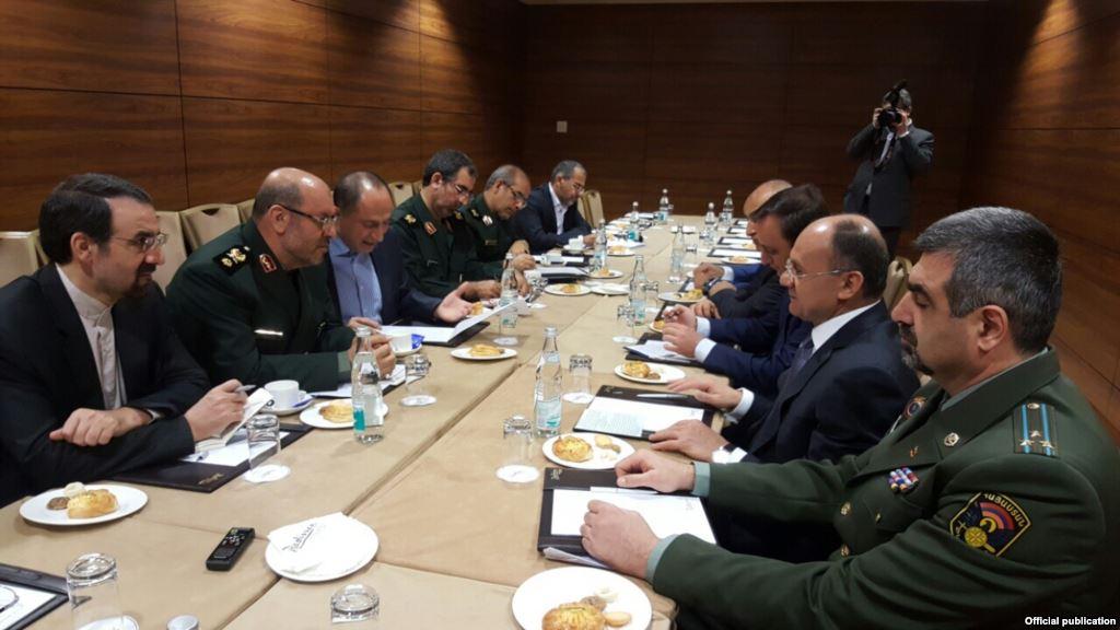 Iran-Armenia-Defense