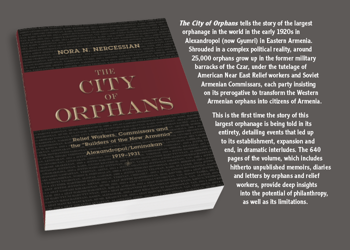 The City of Orphans
