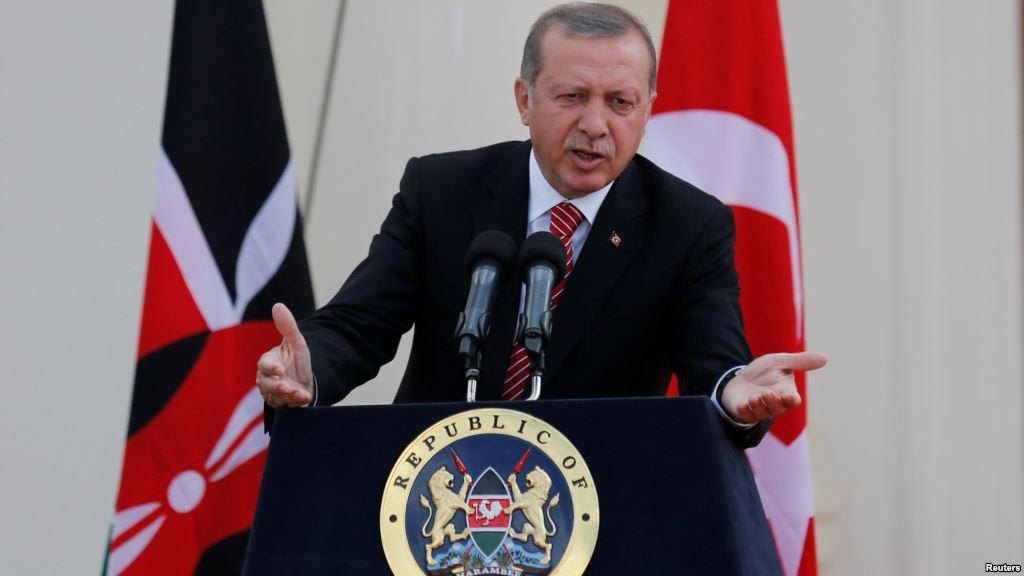erdogan-Kenya