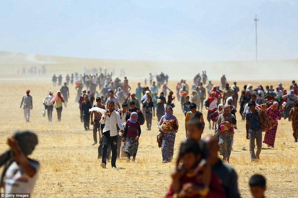 yezidis-genocide