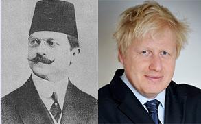 Ali Kemal-Boris Johnson