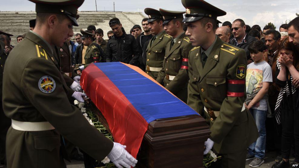 Armenian-Soldier-Funeral