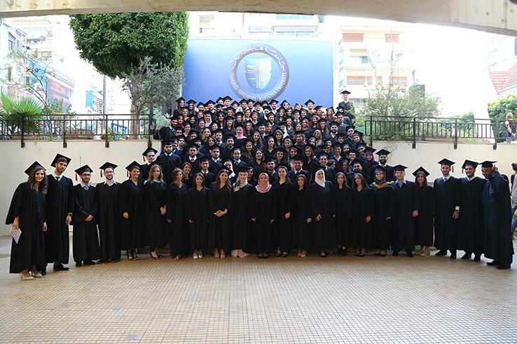 Haigazian class of 2016