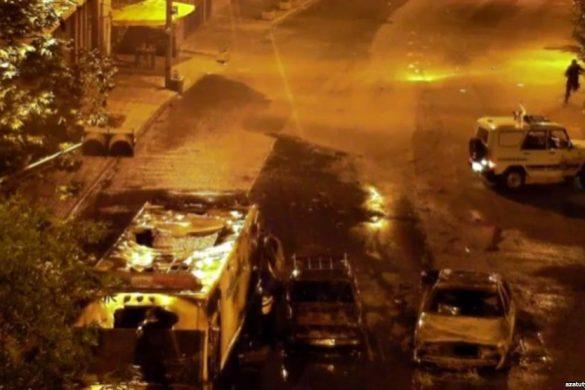 Police-Car-Fire