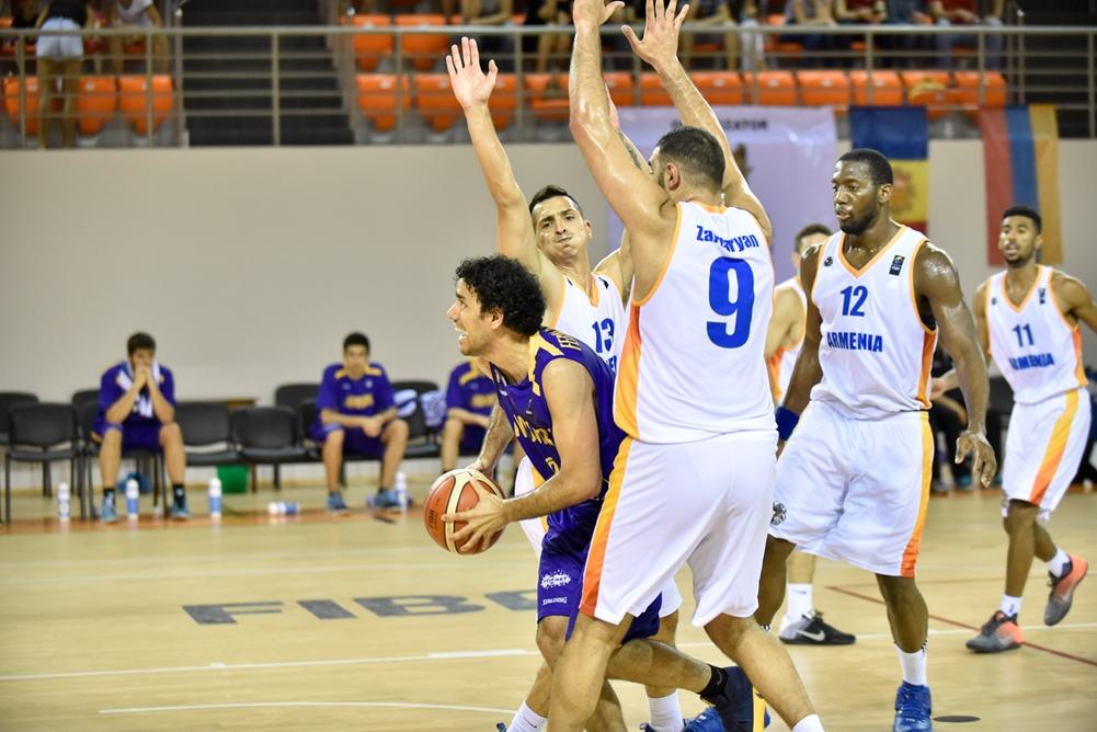 Armenia Wins European Basketball Championship for Small ...