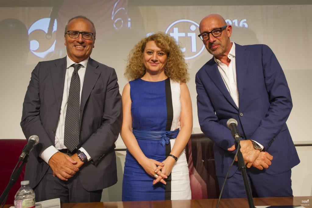 Roberto Fontolan, Victoria Baghdasaryan and Gian Micalessin