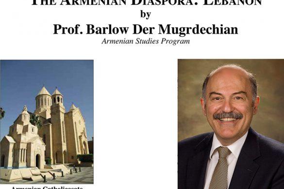 Der Mugrdechian lecture