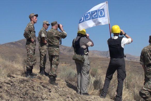 OSCE-Monitoring