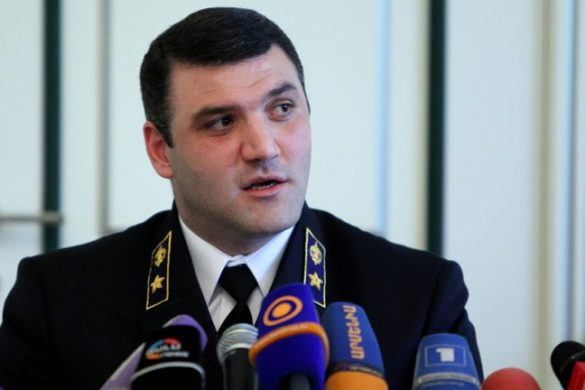 Prosecutor-General Gevorg Kostanian