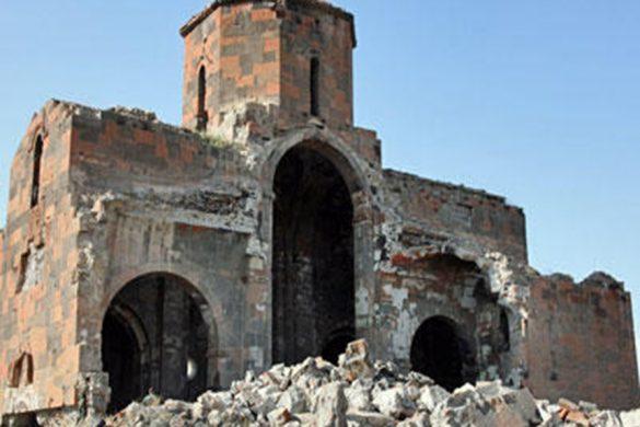 armenian church mren