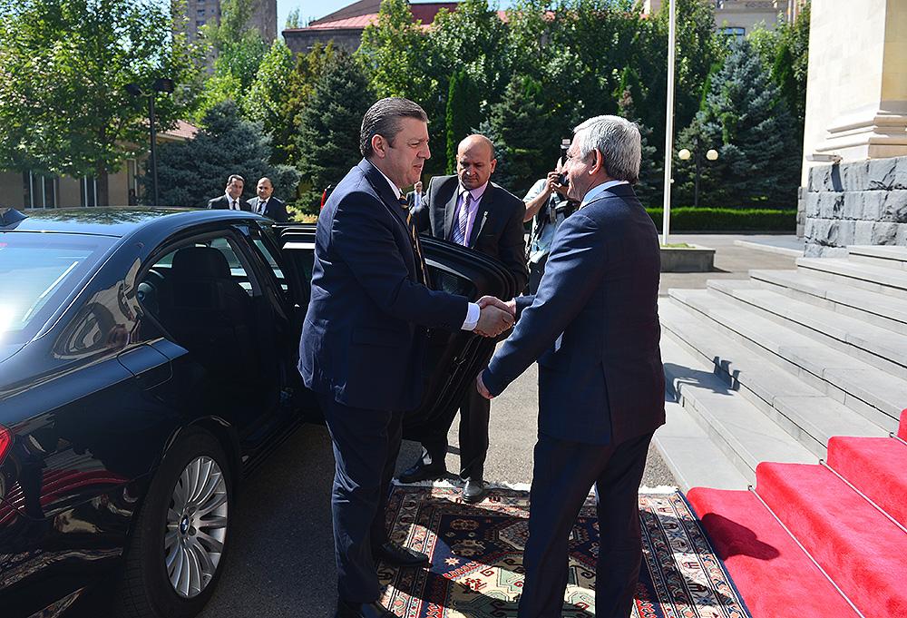 GeorgiaPM-ArmeniaPresident