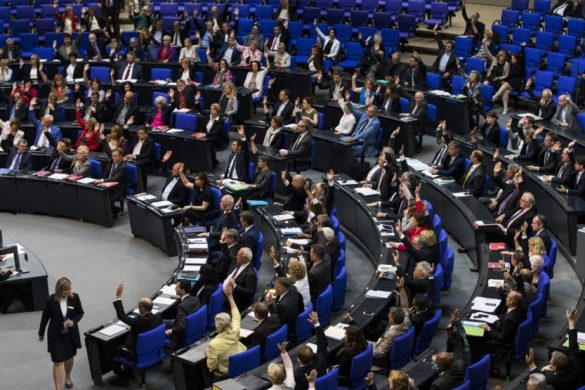 German Bundestag Vote Armenian Genocide