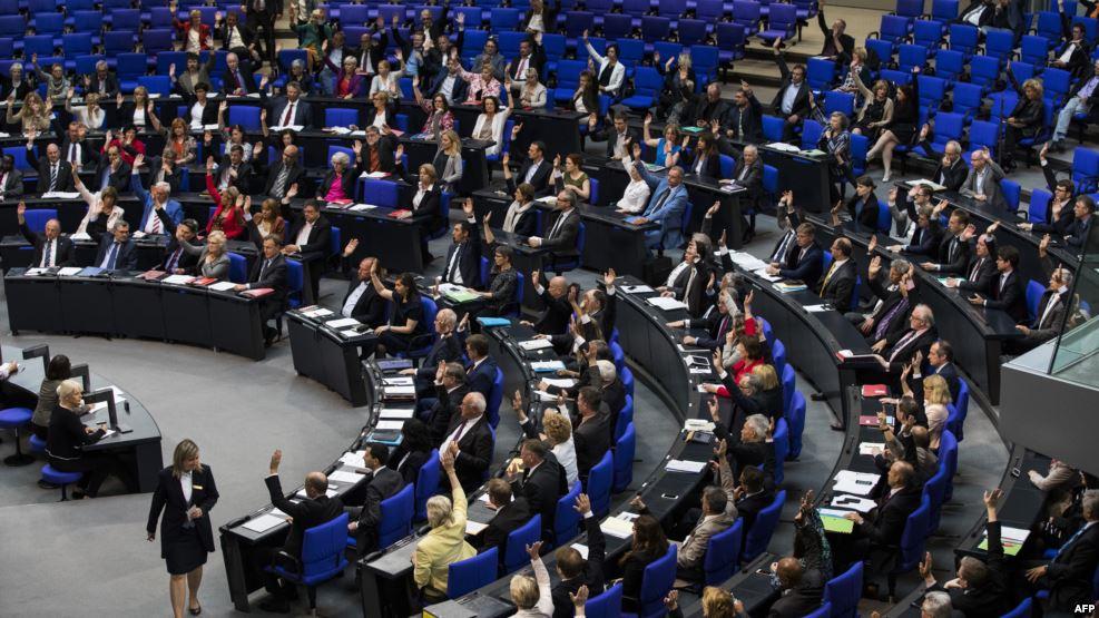 German Bundestag Vote Armenian Genocide