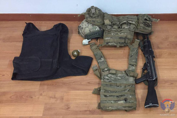 Four Azeri Soldiers Killed in a Failed Infiltration Attempt